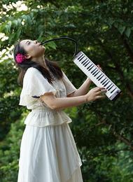 その人、その人が持つ波動を高めるメロディをお作りします            いのちの輝き、自然との調和、喜びを音楽を通じて表現し続けます