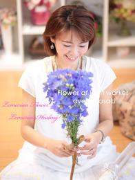 お花や写真を通して人生の喜び楽しさを心から味わってもらう!日々の豊かさや幸せに気づく人をたくさん増やす!