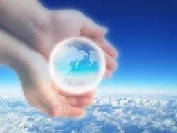 120121_手の地球