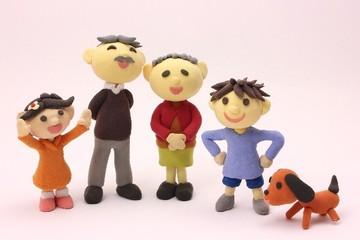 121667_人形:家族