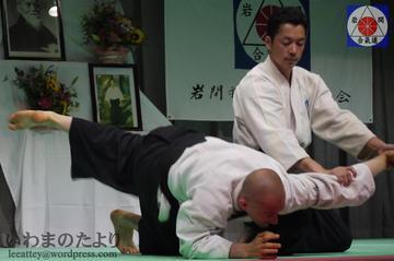 141008_五周年演武(第一教裏)