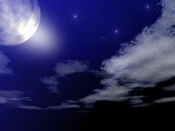 157935_満月と光