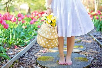 463181_barefoot-basket-blooming-blossoming-413707