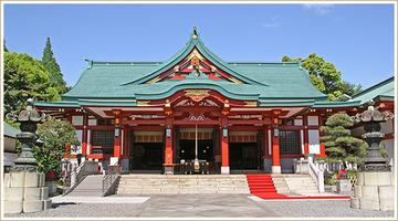 83201_日枝神社